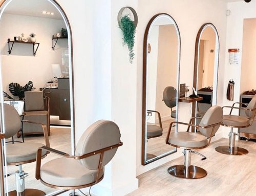 Get to Know Our Cute, Modern Hair Salon in Barnet